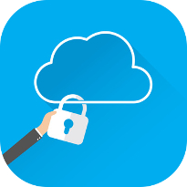 putting a lock on a cloud
