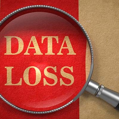 Where There's Data Loss, There's Trouble